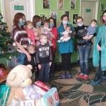 Студенти обліково-фінансового факультету ВТЕІ КНТЕУ провели благодійну акцію до різдвяних та новорічних свят