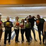 У ВТЕІ КНТЕУ відбулися змагання з боулінгу «Студенти проти викладачів»