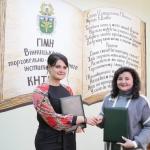 У ВТЕІ КНТЕУ відбулося підписання договору про співпрацю між ВТЕІ КНТЕУ та Регіональним представництвом молодіжного комітету НААУ - «UNBA NextGen» у Вінницькій області