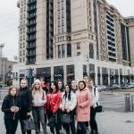 Тиждень Факультету торгівлі, маркетингу та сфери обслуговування кафедра «Маркетингу та реклами» розпочала екскурсією до ТОВ «Сільпо»