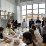 У ВТЕІ КНТЕУ відбувся дегустаційний захід «Смаківництво: органолептична оцінка якості харчових продуктів»