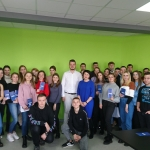 Для студентів ВТЕІ КНТЕУ проведено семінар з представниками інституцій громадянського суспільства м. Вінниця