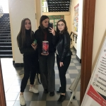 Cтуденти ВТЕІ КНТЕУ долучилися до благодійного збору коштів для дитячих лікарень від Всеукраїнського благодійного фонду