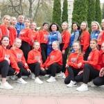 Вінницький торговельно-економічний інститут КНТЕУ взяв участь у спортивно-масовому заході з нагоди святкування Міжнародного дня студентського спорту